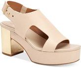 Calvin Klein Women's Iven Platform Sandals