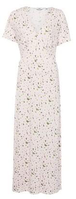 Dorothy Perkins Womens Dp Tall Pink Floral Print Midi Dress, Pink