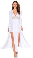 Sky Safiyya Dress