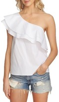 1 STATE Women's 1.state One-Shoulder Tank
