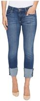 Joe's Jeans Clean Cuff Crop in Lynda Women's Jeans