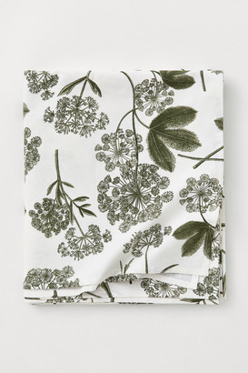 H&M Patterned cotton tablecloth