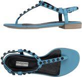 Balenciaga Thong sandals