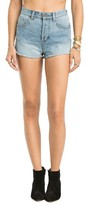 Amuse Society Women's 'Easton' Cutoff Denim Shorts