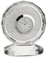 Oleg Cassini Crystal Diamond Clock