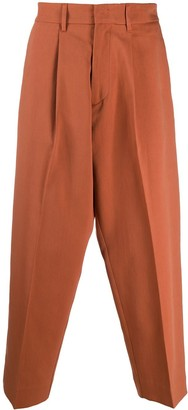 Costumein Slim-Fit Cropped Trousers