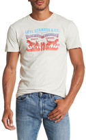 Levi's Smoke Screen Graphic Tee