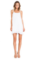 BCBGMAXAZRIA BCBGeneration Flirty Tank Dress