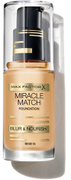 Max Factor Miracle Match Foundation (Various Shades) - Caramel