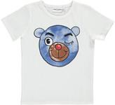 Mini Rodini Blue Bear-Cub T-Shirt