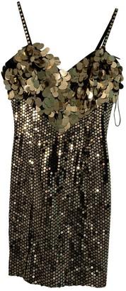 Jenny Packham Gold Dress for Women