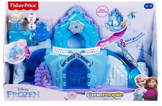 Fisher-Price Disney(R) Frozen Elsa's Ice Palace by Little People(R)