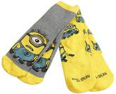 Despicable Me - Minions - Thermal Socks - 2 Pairs