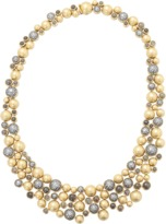 Todd Reed Cabochon Diamond Necklace
