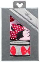 Disney Women's 3-Pk. Minnie Mouse Socks Gift Box