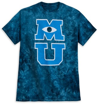 Disney Monsters University Tie-Dye T-Shirt for Adults