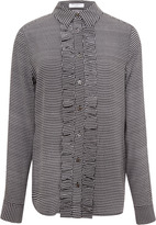 Equipment Archive Absolute Houndstooth Printed Cdc Slim Signature