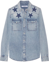 Givenchy Denim Shirt - Mid denim