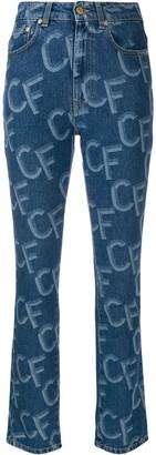 Chiara Ferragni CF skinny jeans