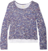 Roxy Great Plains Layered-Look Sweater, Little Girls (2-6X)