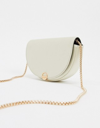 Dune echanted halfmoon cross body