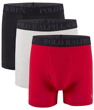 Polo Ralph Lauren Logo Boxer Briefs