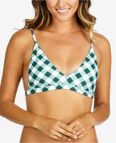 Raisins Juniors' Chasing Waterfalls Bikini Top Women's Swimsuit