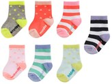 Osh Kosh Baby Girl / Toddler Girl 7-pk. Day of the Week Socks