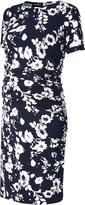 Isabella Oliver Ferndale Ruched T Shirt Maternity Dress