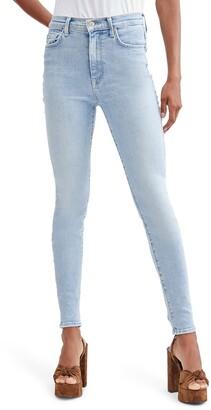 Seven London The High Waist Skinny Jeans