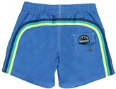 Sundek Uni Bande Three-Coloured Swim Shorts