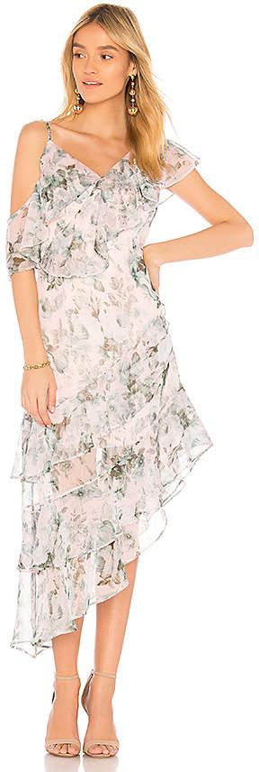 Keepsake Sweet Love Midi Dress