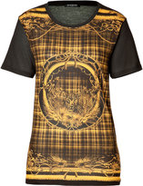 Balmain Balmain, Printed Cotton T-Shirt