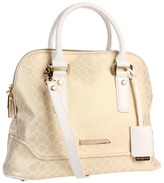 Ivanka Trump Ava Satchel (Gold) - Bags and Luggage