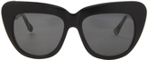 Illesteva Bridgette Horn Sunglasses