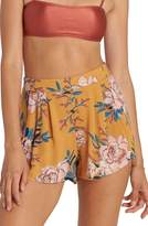 Billabong La Jupe Print High Waist Shorts