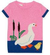 Gucci Baby goose sweater dress