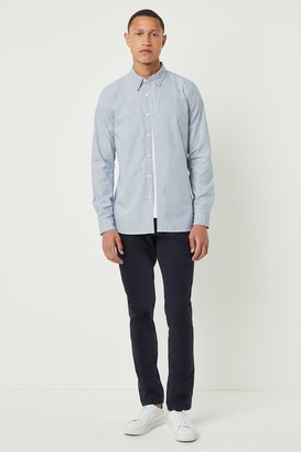 French Connection Micro Stripe Shirt