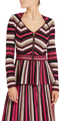 Sass & Bide Endless Love Knit Jacket Navy