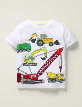 Applique Multi Vehicle T-Shirt