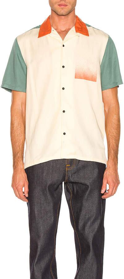 Nudie Jeans Jack Colors Shirt in Multi | FWRD