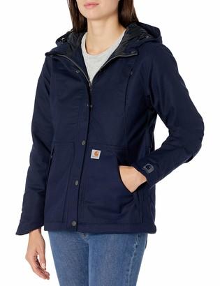 Carhartt Women's Full Swing Cryder Stretch Quick Duck Jacket