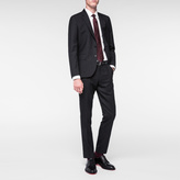 Paul Smith Men's Tailored-Fit Charcoal Grey 'Suit To Travel In'