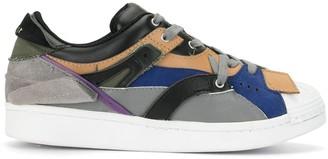 Kolor Colour-Block Low-Top Sneakers