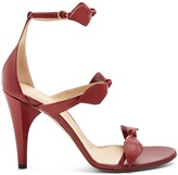 Chloé Mike leather sandals