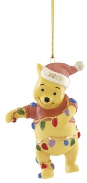 Lenox 2019 Pooh's Bright Ideas Ornament