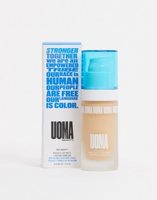 Uoma Beauty Say What?! Soft Matte Foundation Fair Lady