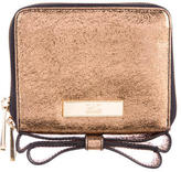 Zac Posen Bow-Accented Wallet
