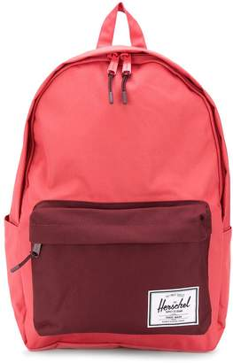 Herschel Classic XL logo patch backpack