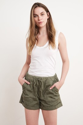 Velvet by Graham & Spencer Tenley Drawstring Short
